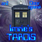 Click to download the 'Imrie`s TARDIS'